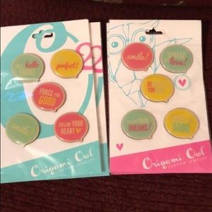 Origami owl magnets